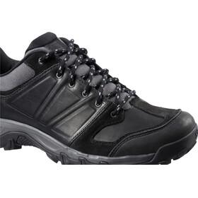 Salomon Evasion Travel Shoes Men black/black/autobahn